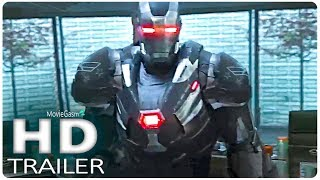 AVENGERS 4 ENDGAME 2 Month Promo Trailer (2019) Avengers Endgame, New Movie Trailers HD
