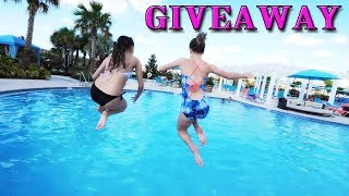 DREAM VACATION GIVEAWAY WITH 8 PASSENGERS & SWEET HOME VACATION Ent...