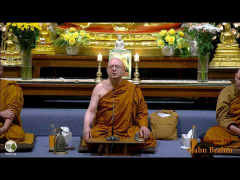 Learn to be Silent | Ajahn Brahm | 13 April 2018