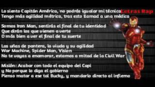 CIVIL WAR RAP -    ZARCORT, PITER G Y CYCLO - ( Con Letra Y Descarga)