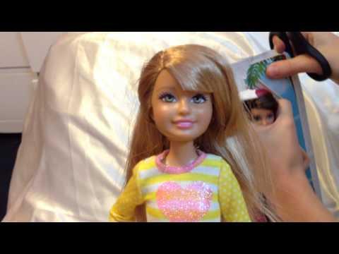 Unboxing Barbie Skipper Doll Doovi
