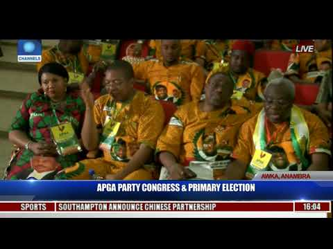 APGA Party Congress & Primary Election Pt.23 | Live Coverage