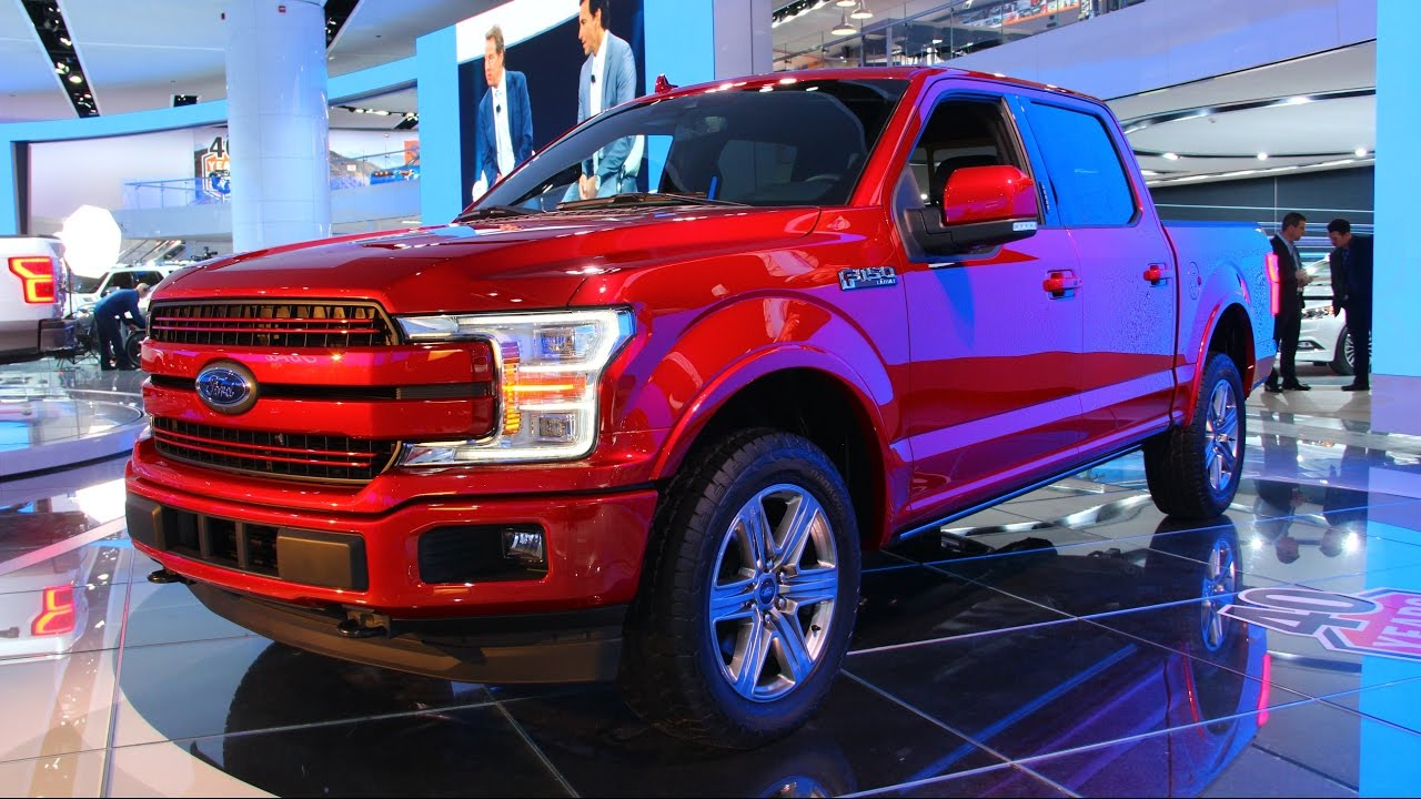 2018 Ford F-150 First Look - 2017 Detroit Auto Show - YouTube