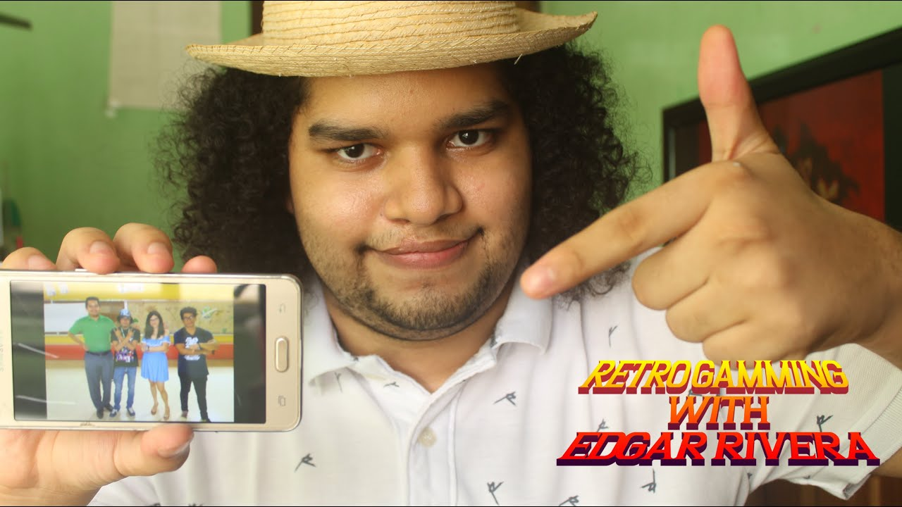 RetroGaming With Edgar Rivera  - Retro Game events of 2018 and 2019.