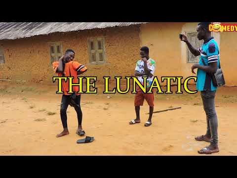 Download THE LUNATIC (OPPO COMEDY) Episode 9.  Speak your English well or this happens to you.