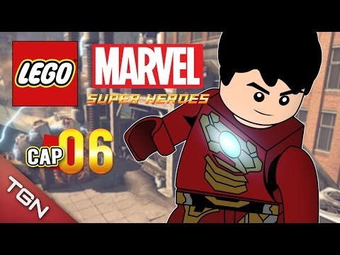 LEGO MARVEL SUPER HEROES: