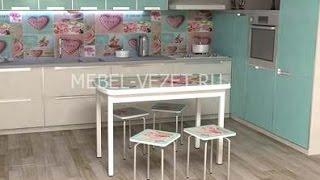 Фартуки для Кухни(http://mebel-vezet.ru/ Мебель на Заказ. У нас Вы можете заказать хорошую стильную кухню по индивидуальному размеру..., 2016-12-11T19:37:56.000Z)