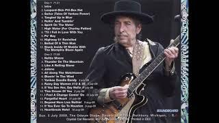 "Bob Dylan -  Rothbury Music Festival 2009 - Complete Soundboard (""Heartbreak Hotel"" CC Bootleg)"