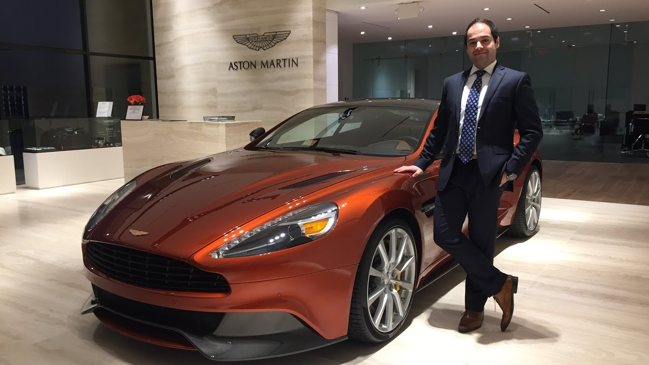 2017 Aston Martin Vanquish Paint Protection Film (Clear Bra) Review    YouTube