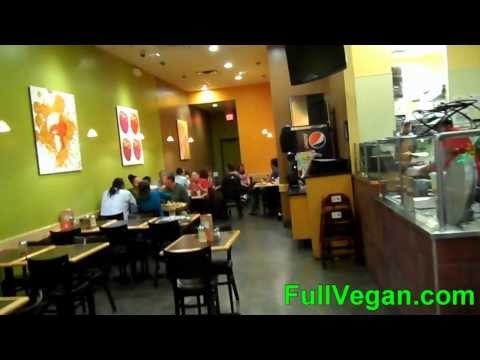 Z-Pizza Minneapolis Vegan Meetup - New video every day - Day 6