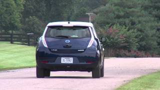 2016 Nissan LEAF with improved range