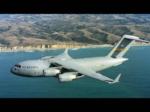 Air Mobility Command C-17 Aircraft