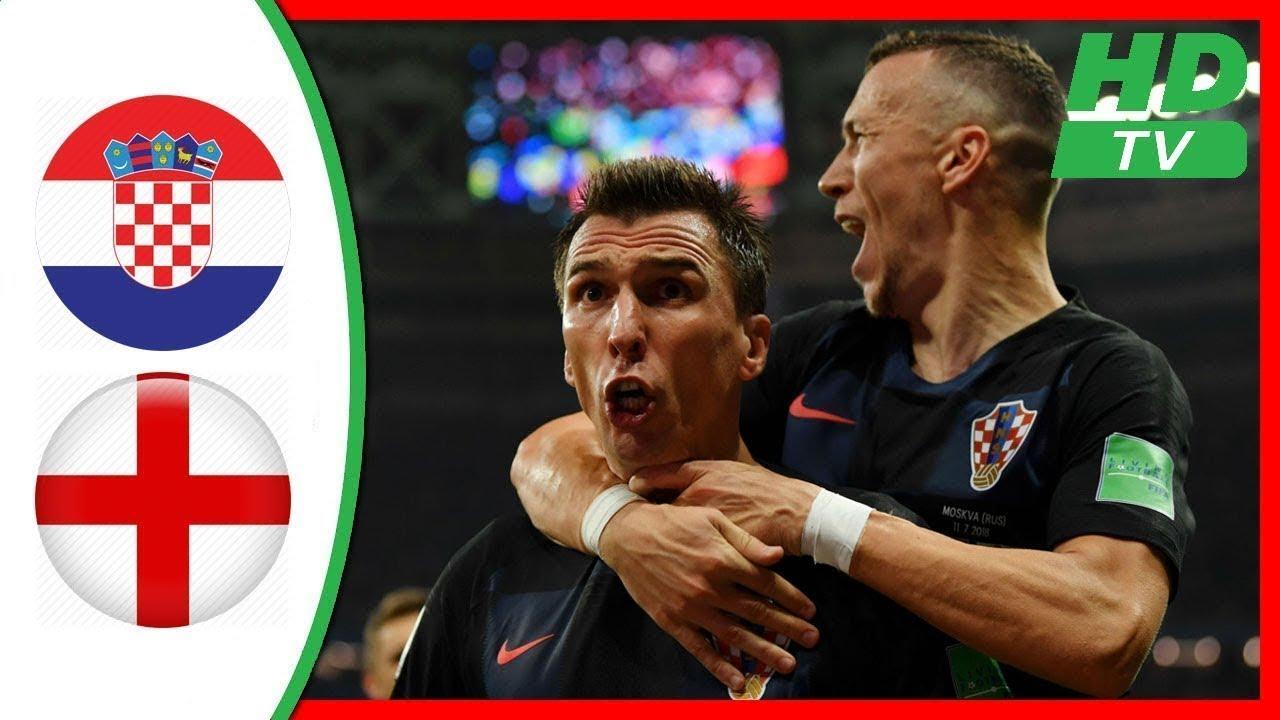 Download Croatia vs England 2 1 Highlights 2018