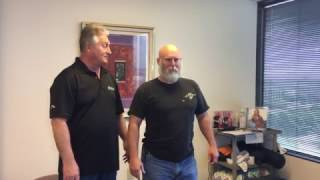Must See Before & After Video Of Adjustments On a Marine Corps Veteran
