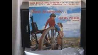 """Franck Pourcel et son Grand Orchestre  Bras dessus, bras dessous  """"Why"""" 12/1960"""