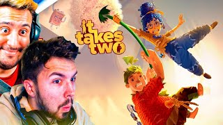 IT TAKES TWO: CAPITULO 1 COMPLETO | Cooperativo Willyrex y Fargan