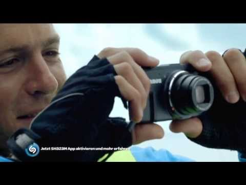 Canon Power to your next step Werbung 2013