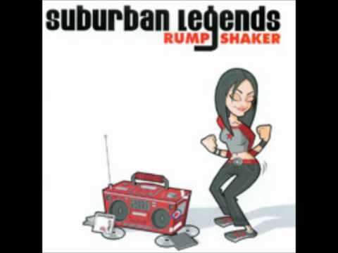 Suburban Legends Up All Night