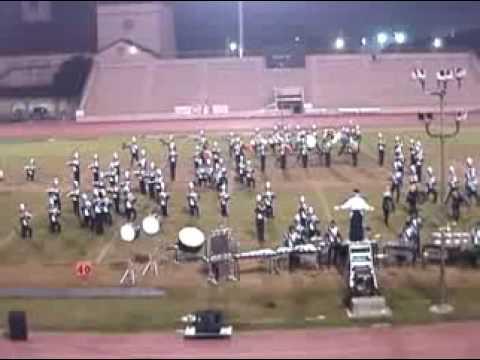 The 47 Ronin - South High Spartan Band 2005
