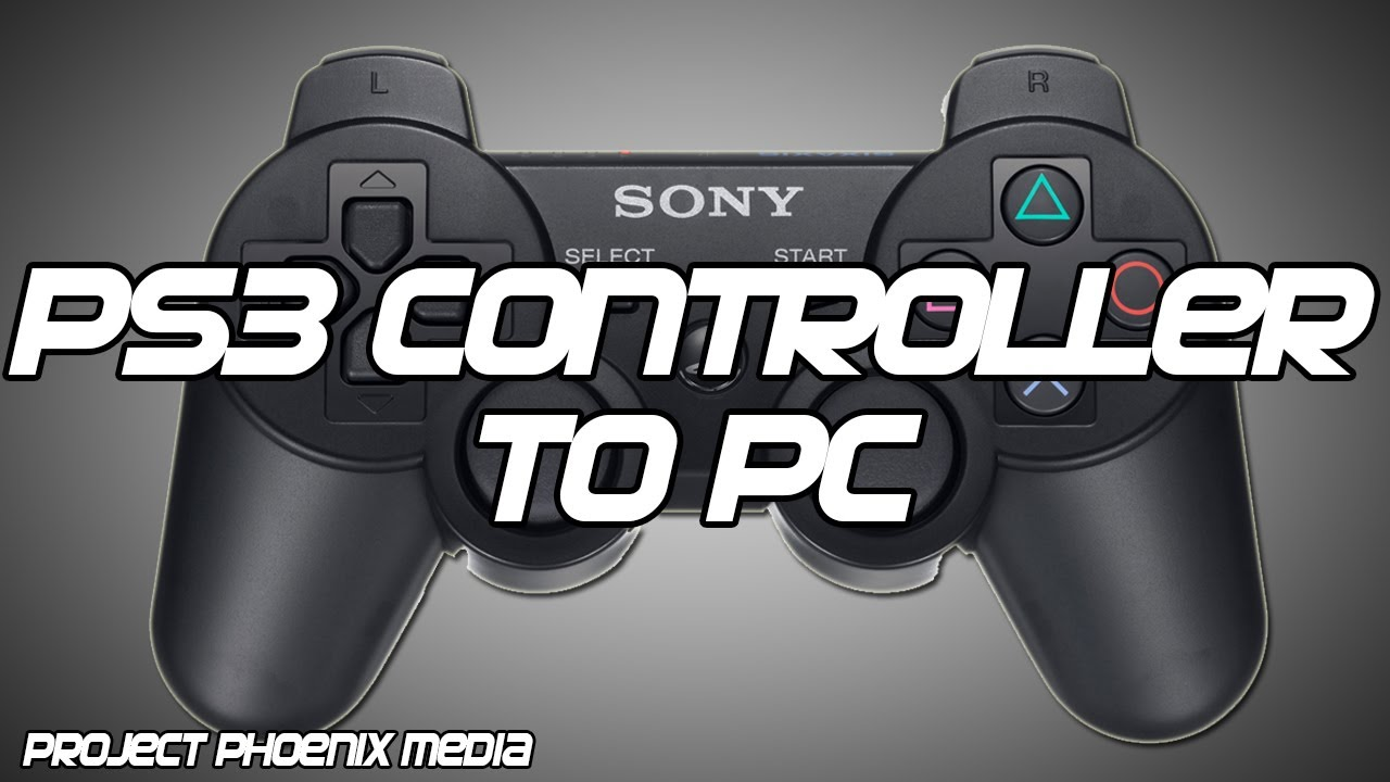 [How To] Use MotionInJoy to Connect PS3 Controller To PC Using USB or  Bluetooth [CC]