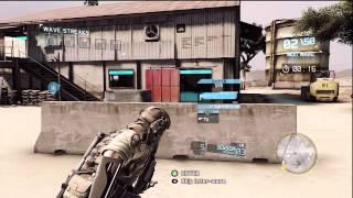 Ghost Recon Future Soldier  - Guerrilla Mode preview (solo)
