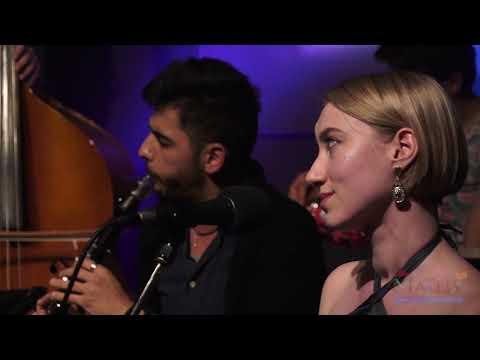 """Atmaca Band Ft. Emma Nelson, Performing """"Dereinst Gedanke Mein"""""""