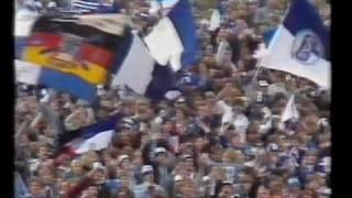 BL 86/87 - FC Schalke 04 vs. SV Werder Bremen