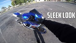 GSX-R Mirror Delete/ Hotbodies Led Blinkers | Str805Speed