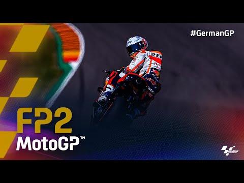 Last 5 minutes of MotoGP™ FP2 | 2021 #GermanGP