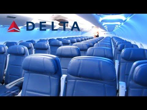 TRIP REPORT | Delta Air Lines (Economy) | Airbus A320 | Orlando - New York