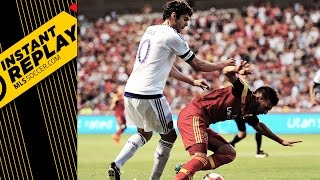 Did Kaka deserve a straight red vs. RSL? | Instant Replay
