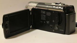 Panasonic SDR-S50 Review & Test
