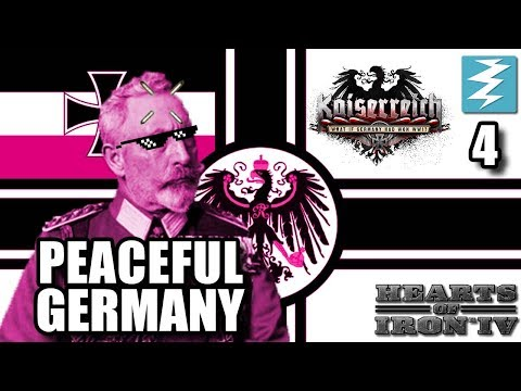 EXTENSION OF BUFFER STATES [4] Germany - Kaiserreich Mod - Hearts of Iron IV HOI4 Paradox