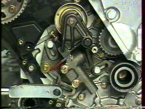 Ford 240 Engine Diagram Es9j4 V6 Distribution Accessoire Youtube