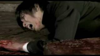 The Machine Girl gore scene.flv