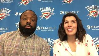 Thunder - Analysis of the loss to the Heat