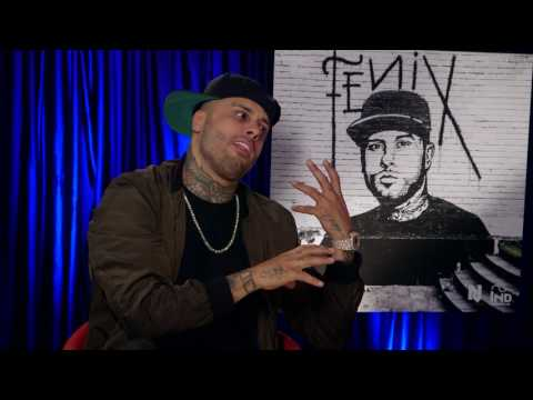 Nicky Jam Talks Acting Debut in 'xXx: Return of Xander Cage' and Evolution of His Music interview