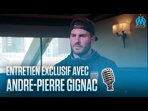 ITW EXCLUSIVE AVEC ANDRÉ-PIERRE GIGNAC | OM INTERVIEW 💬