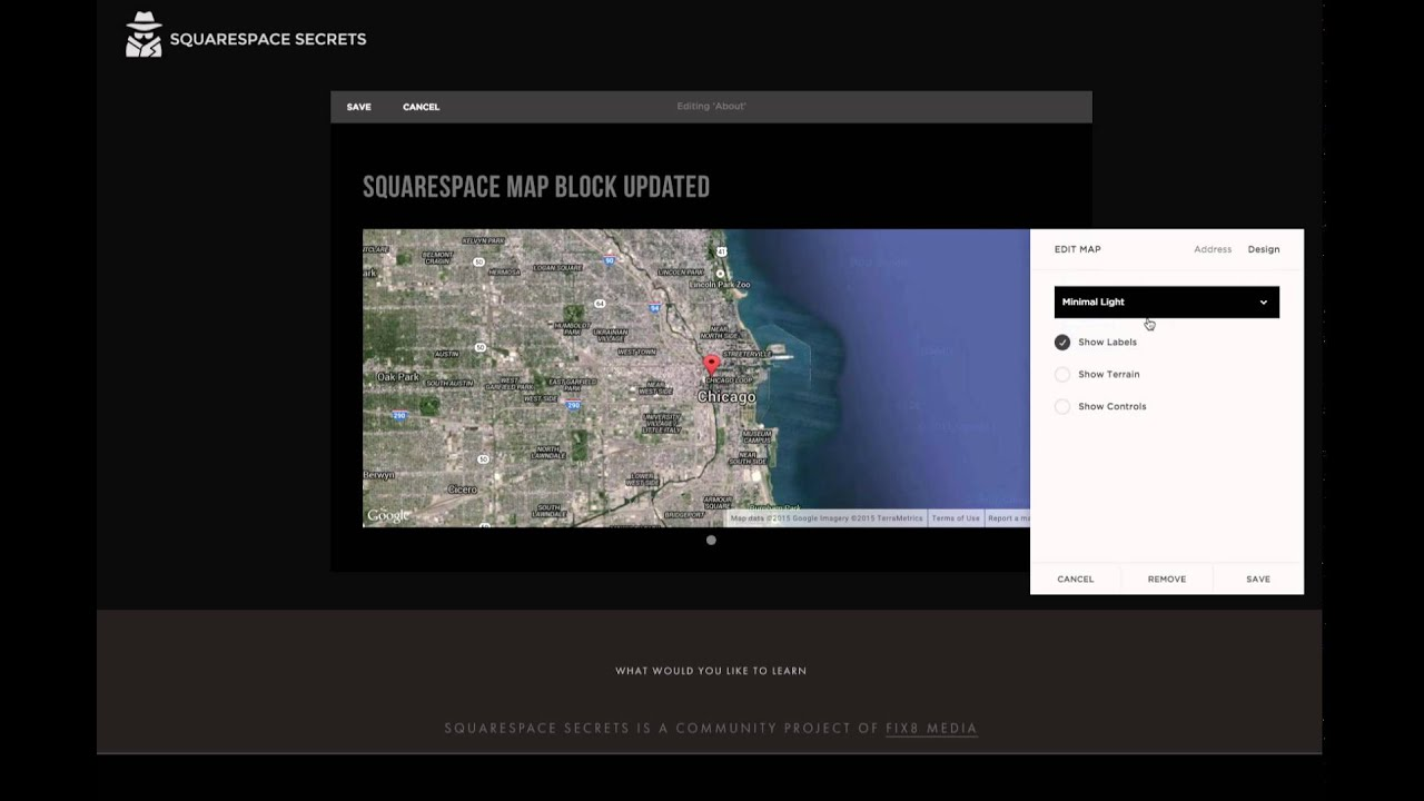 Squarespace Map Block  Updated  YouTube