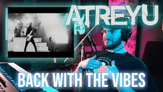MUSICIAN REACTS TO Atreyu feat. M. Shadows & Aaron Gillespie - Super Hero