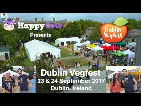 Ireland Vegan Scene / Dublin Vegfest 2017