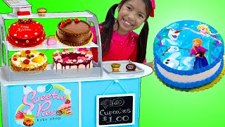 Bake a Cake Song | Wendy Learn How to Bake a Birthday Cake |...