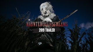 Haunted Field Of Screams 2019 Trailer