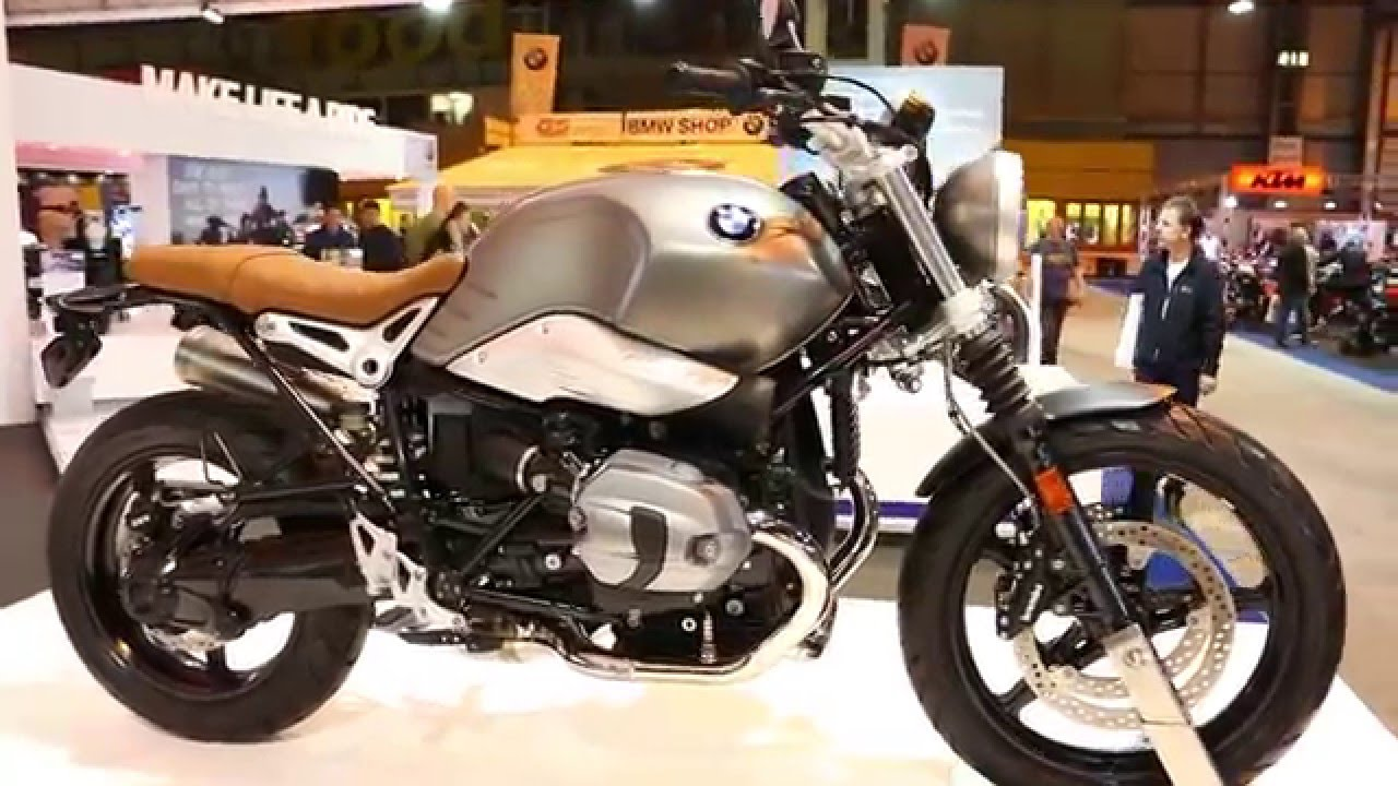 2016 bmw r nine t scrambler walkaround motorcycle live. Black Bedroom Furniture Sets. Home Design Ideas