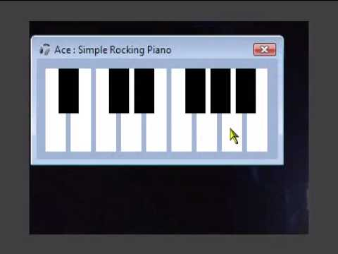 How to make a Simple Piano Using VB.NET - YouTube