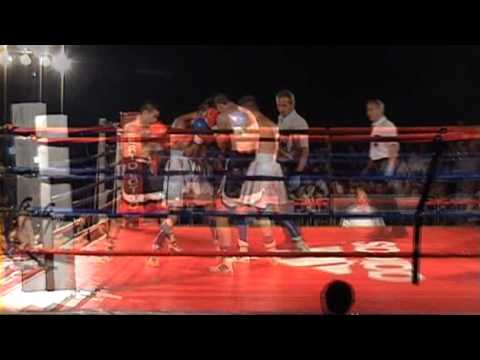 Emanuele Pinzi vs Amedeo Maurizio (Highlights)