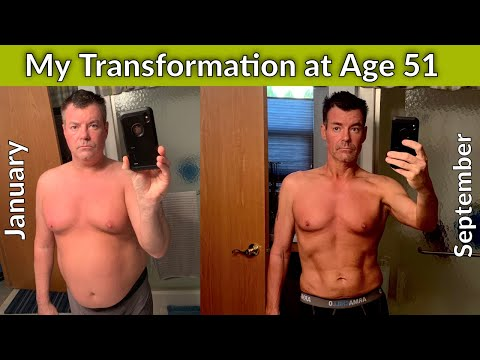My Transformation - Part 1 - The Lead Up And The Wake-Up Call