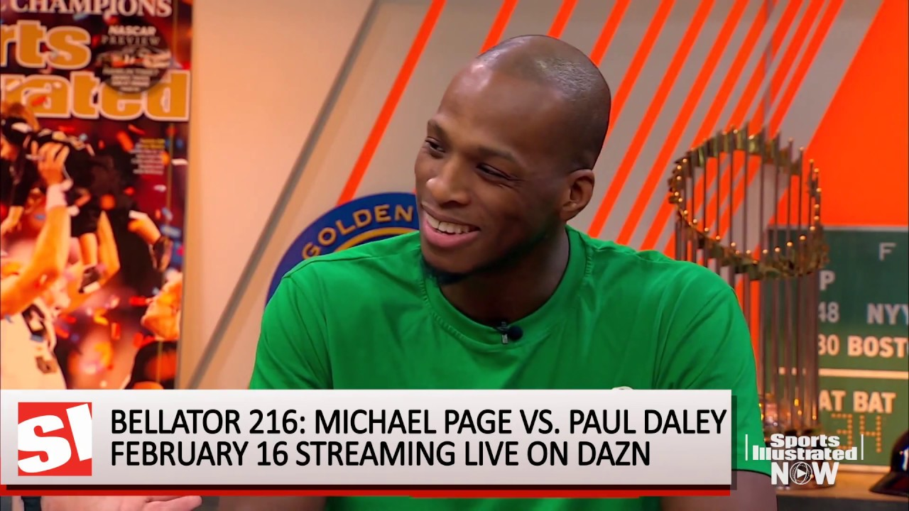 Bellator 216 live blog: Michael Page vs. Paul Daley