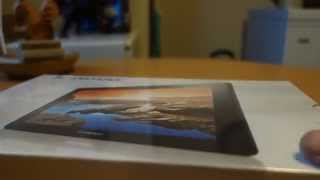 LENOVO TAB A10-70 UNBOXING!