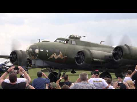 Boeing B-17G Flying Fortress,